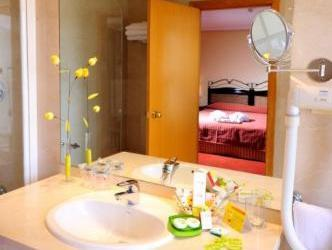 Double or Twin Room with Spa