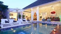 Lush Poolside Living in Upscale Seminyak