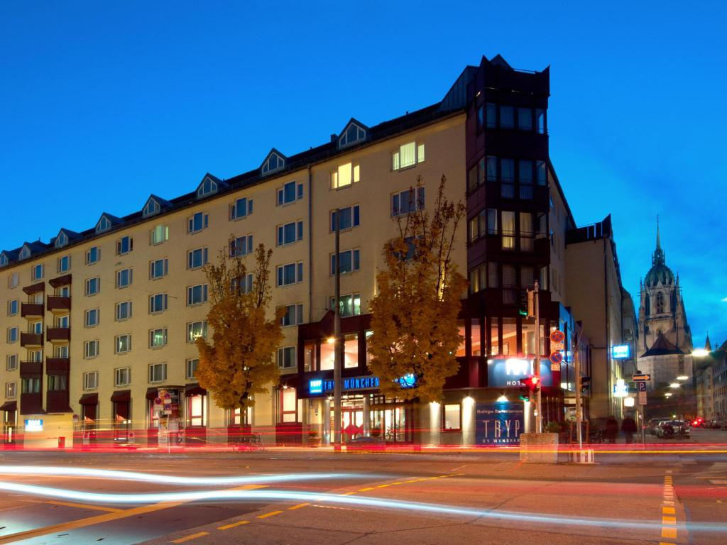More about TRYP Munchen City