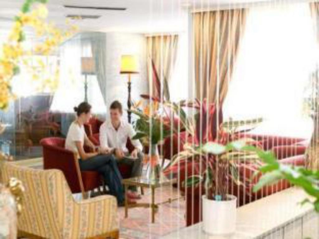 עיצוב הפנים HSM Hotel Golden Playa