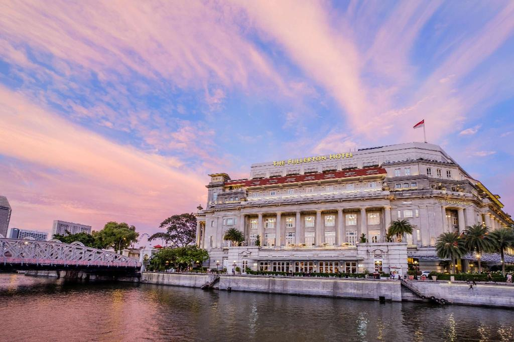 More about The Fullerton Hotel