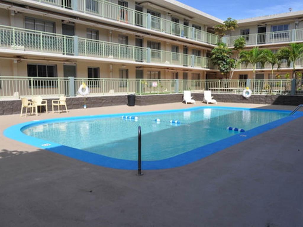 麥安娜機場廣場飯店Mai'Ana Airport Plaza Hotel