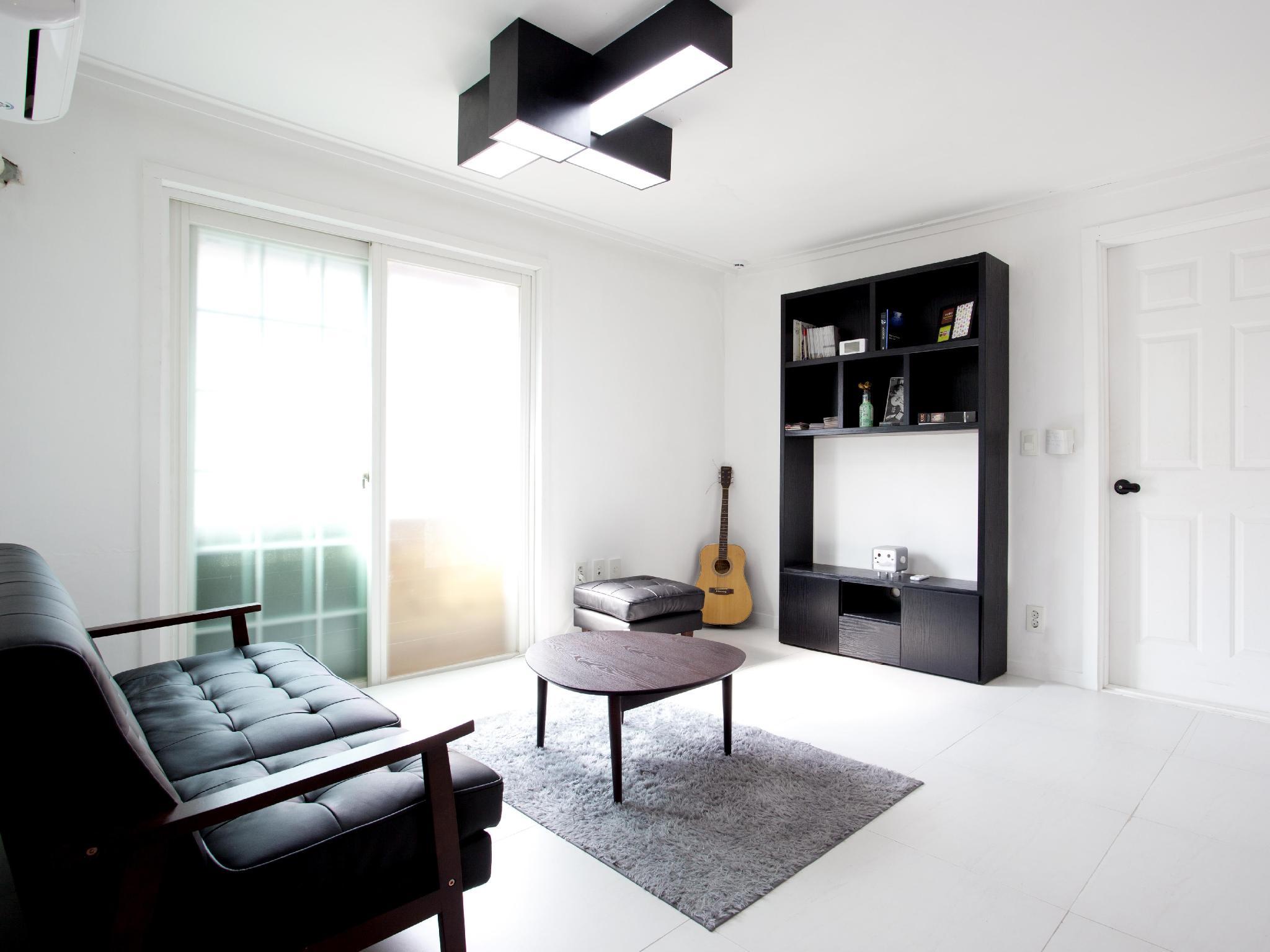nanu guesthouse black apartments in seoul room deals photos rh agoda com