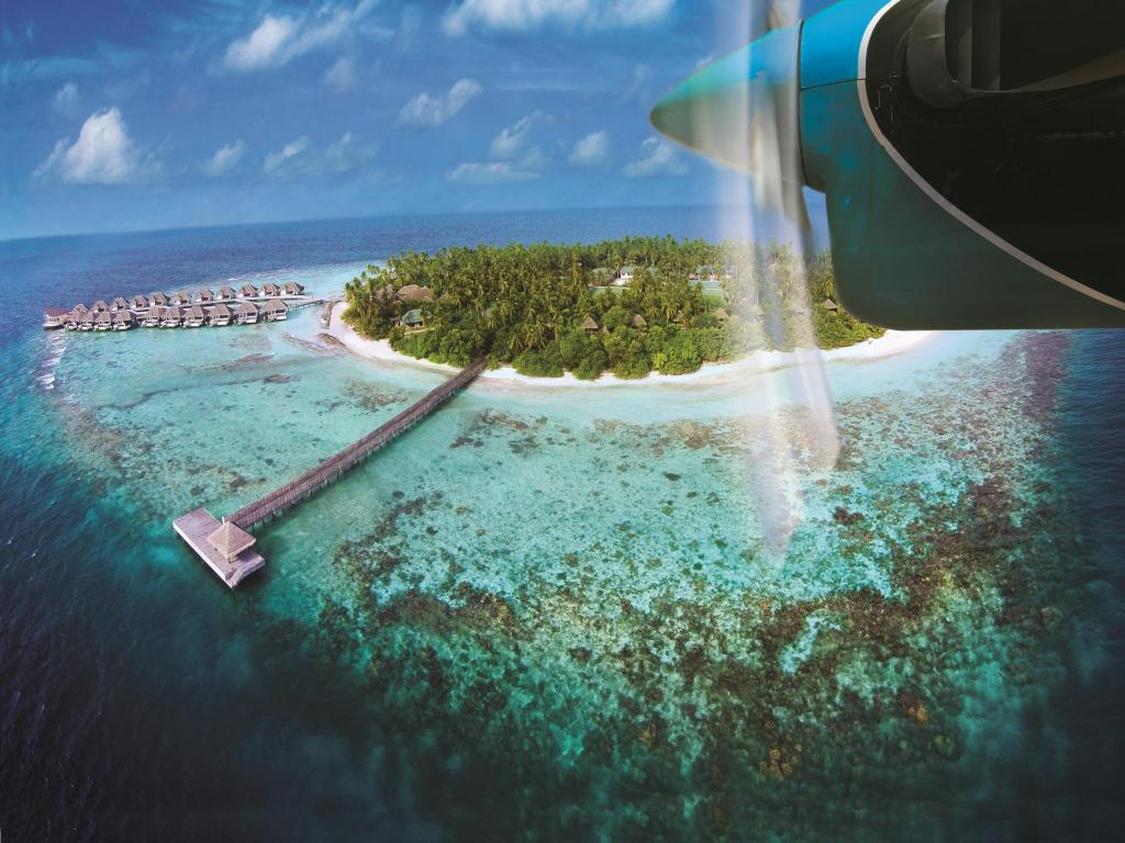 More About Outrigger Konotta Maldives Resort