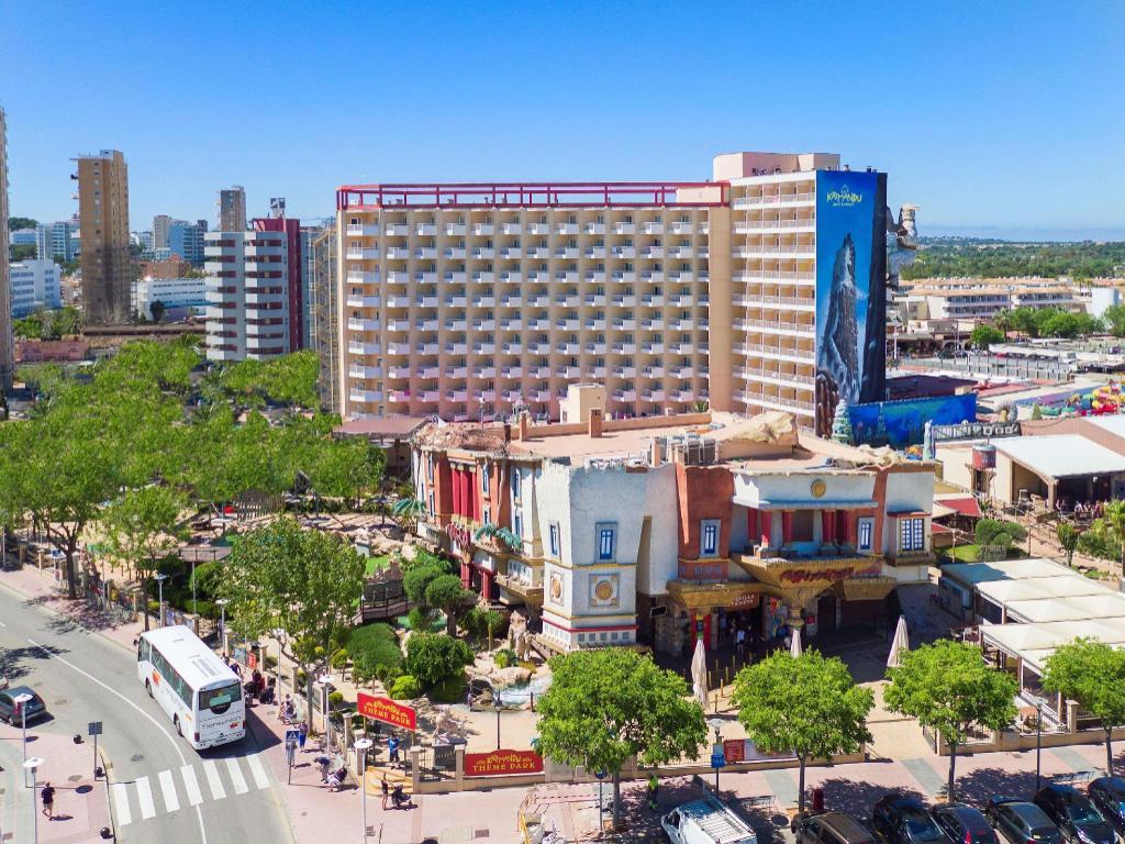 Sol Katmandu Park Resort Hotel Majorca Deals Photos Reviews
