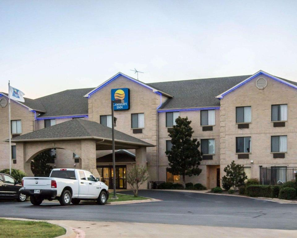More about Comfort Inn Mansfield