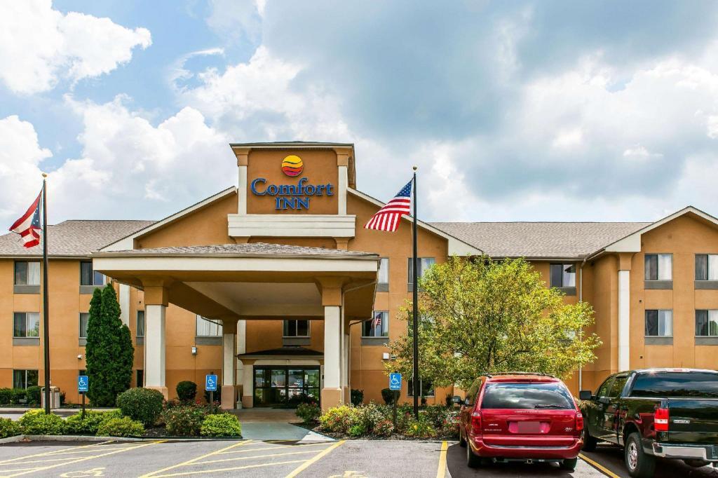 Comfort Inn Hotel (Columbus (OH)) - Deals, Photos & Reviews