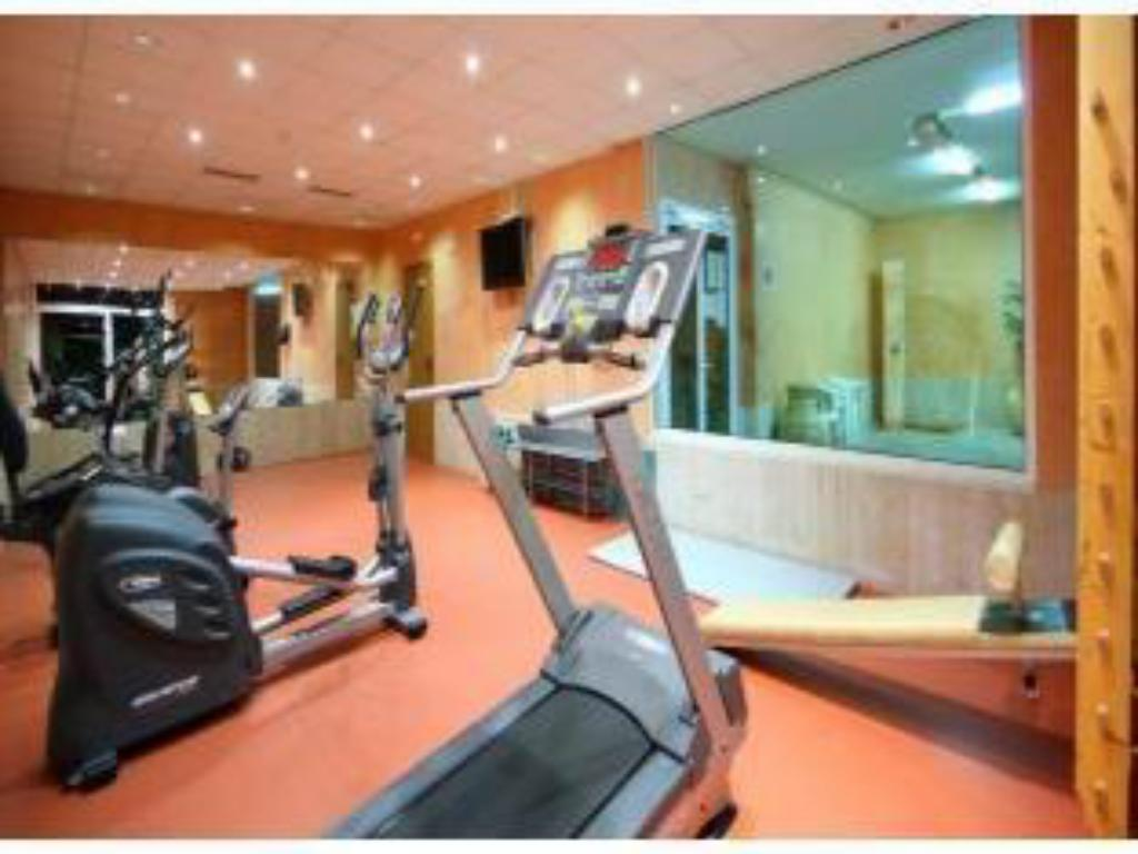 fitnesscenter Valentin Reina Paguera - Adults Only