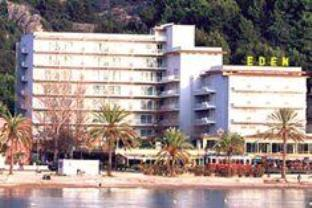 Port de Soller Map and Hotels in Port de Soller Area Majorca