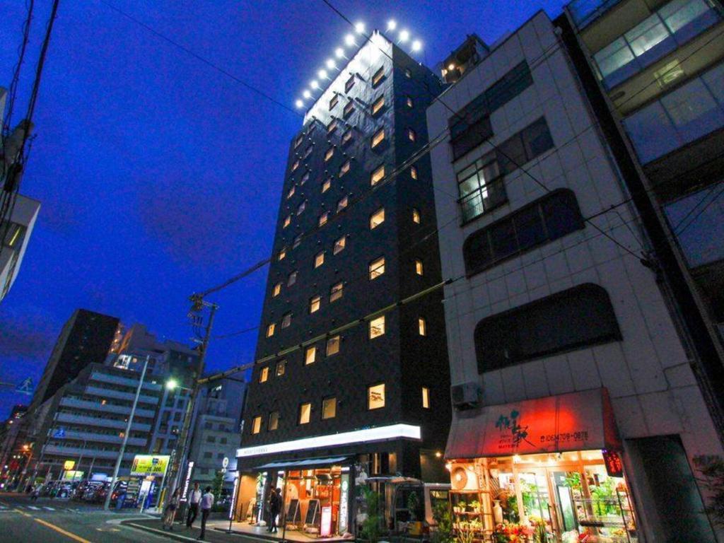 ホテル リブ マックス 梅田 west