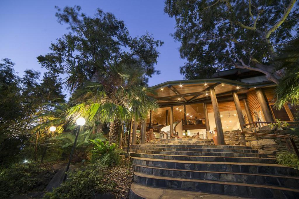 Lobby Thala Beach Nature Reserve and Lodge