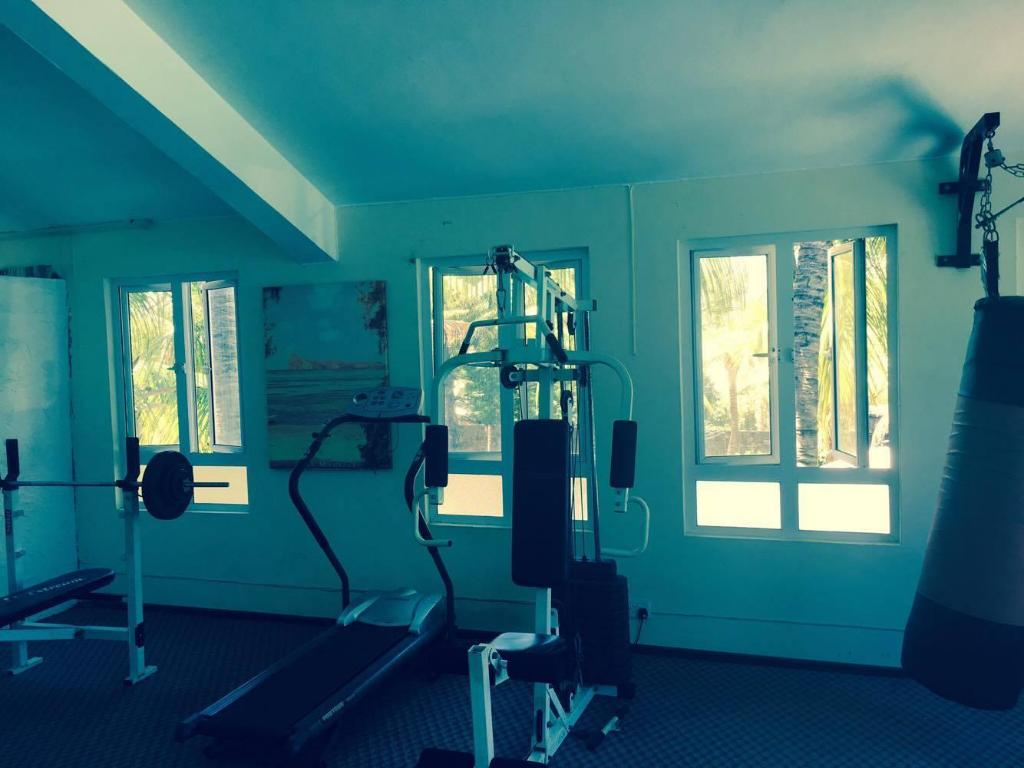 fitness centrum Mandrinette Villa