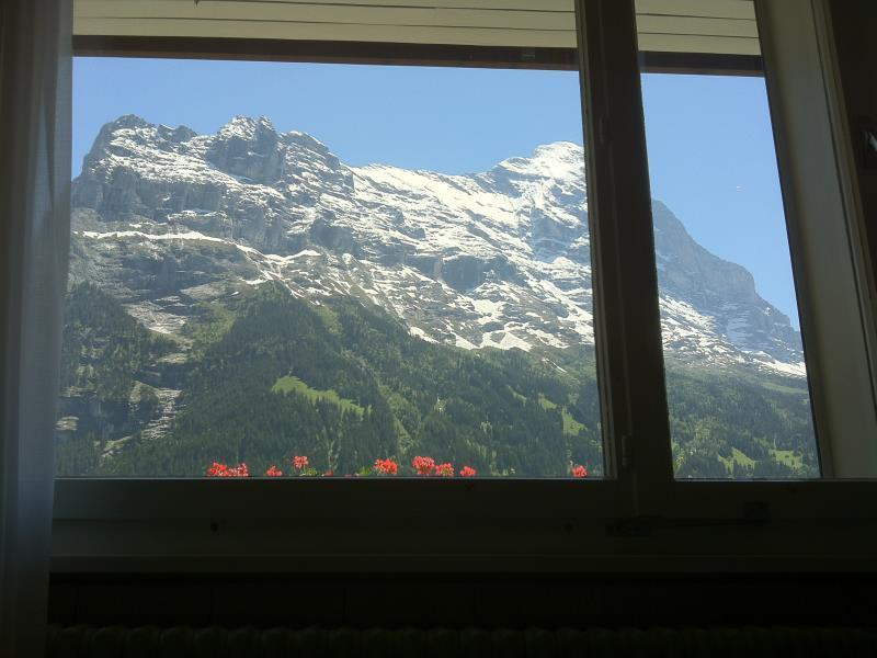Superior Double with Eiger View