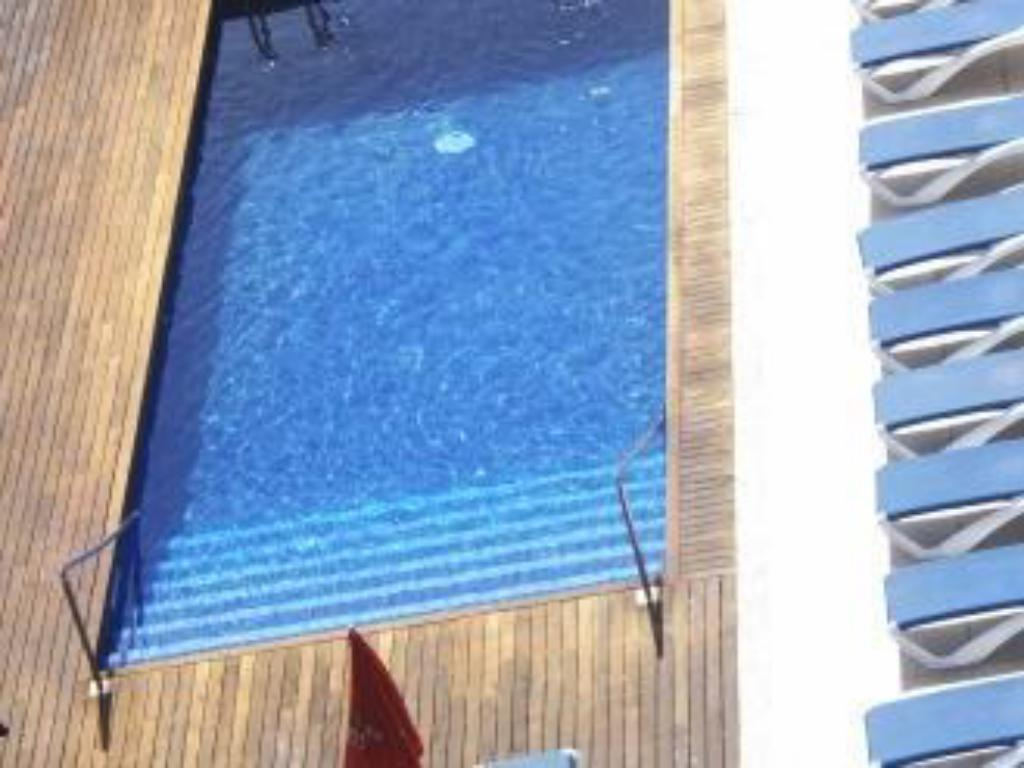 בריכת שחיה Apartamentos Salou Center