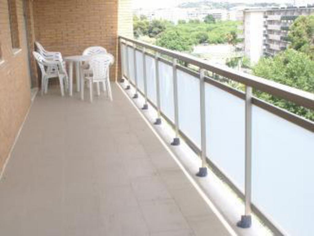 מרפסת Apartamentos Salou Center