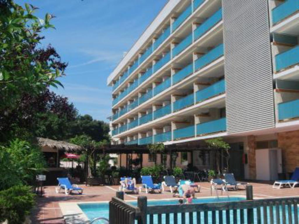 נוף חוץ 4R Salou Park Resort II
