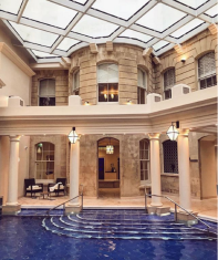 The Gainsborough Bath Spa Hotel by YTL