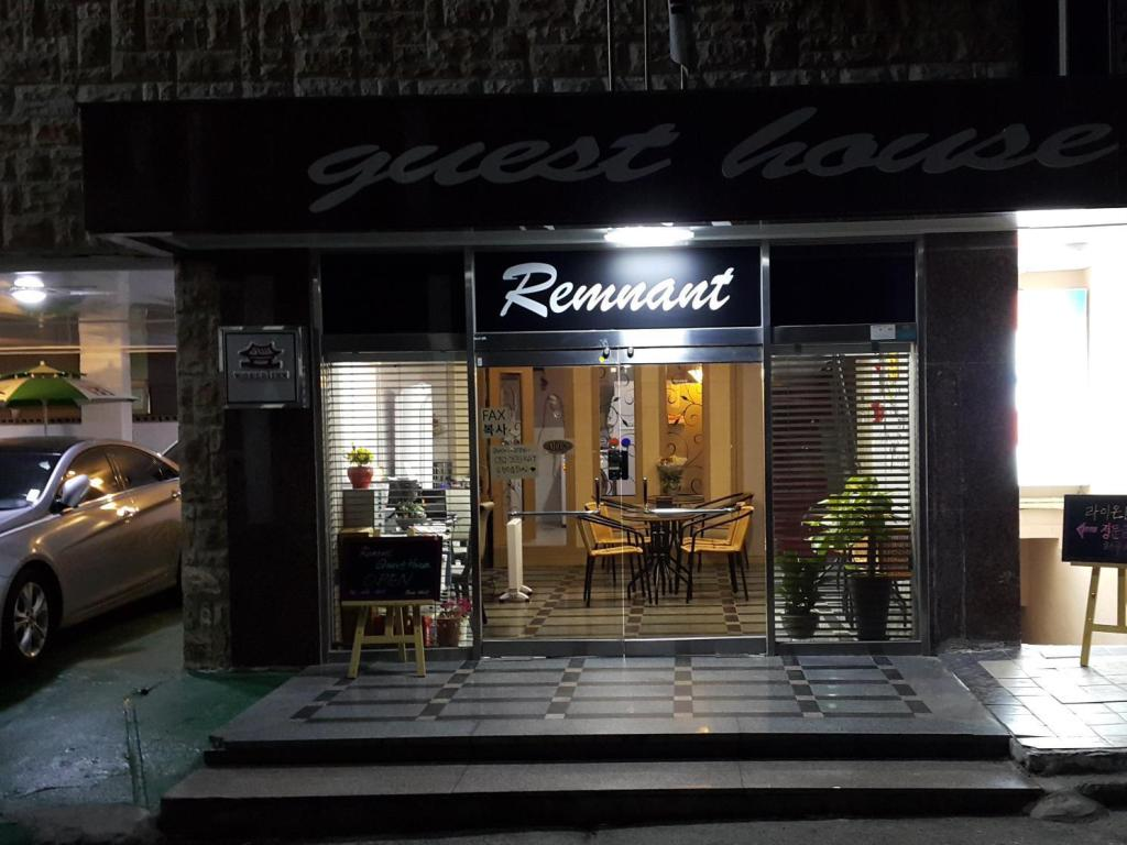 Remnant Guesthouse