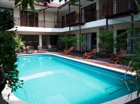 Swimming pool [outdoor] Champa Boutique Hotel