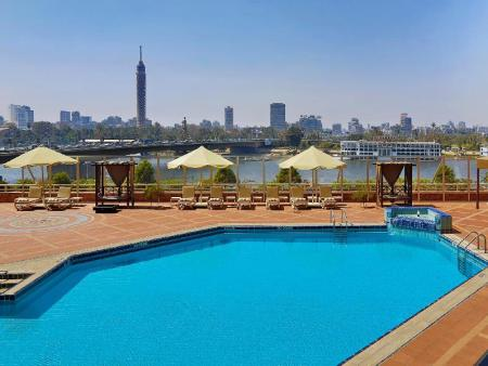 Swimming pool [outdoor] Ramses Hilton Hotel