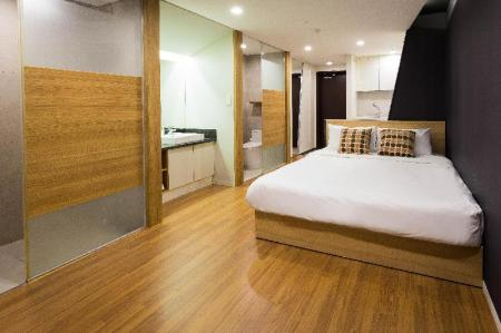 Deluxe Double - Room plan Vistacay Hotel World Cup