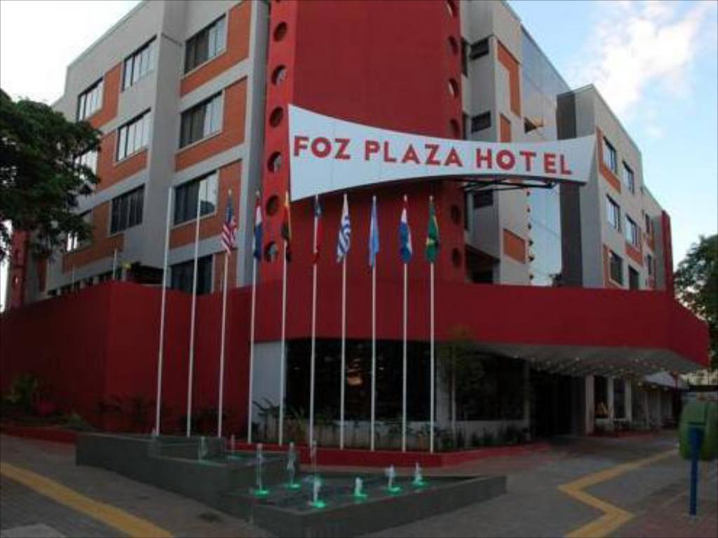 Meer over Foz Plaza Hotel
