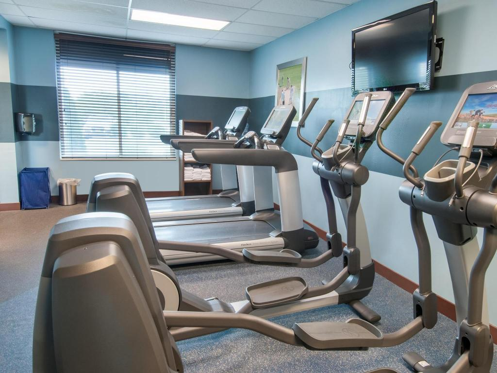 Fitnes center Four Points by Sheraton Columbus Polaris
