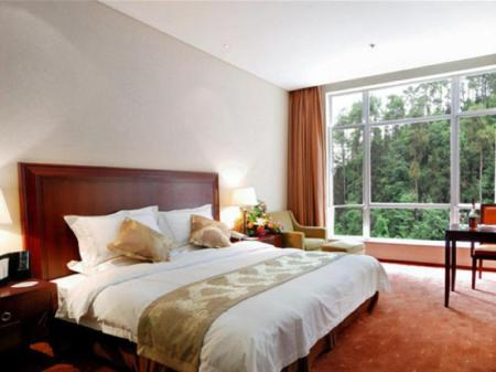 Standard King Bed Room Hongzhushan Hotel Mount Emei
