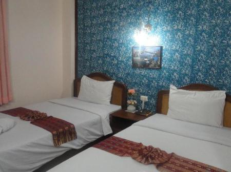 Deluxe Twin Thepparat Lodge Hotel