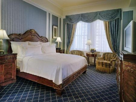 One Bedroom Suite  The Waldorf Towers Hotel