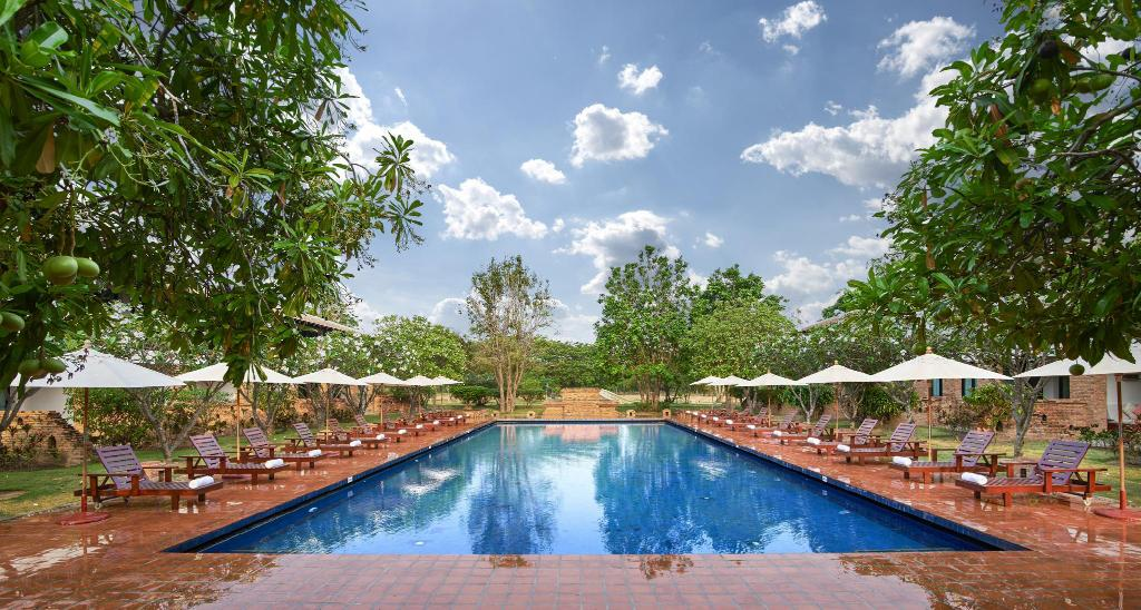 Swimming pool [outdoor] Sukhothai Heritage Resort