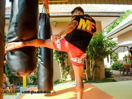Fitness center Seven Muay Thai Gym and Beach Resort