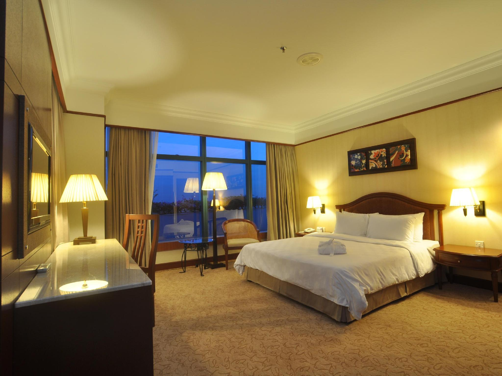 Executive Queensize kamer (Executive Queen Room)