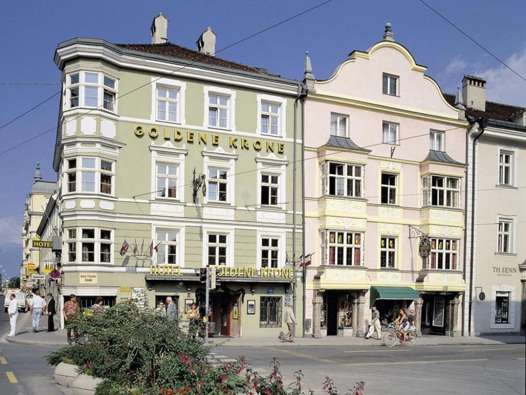 More about Hotel Goldene Krone Innsbruck