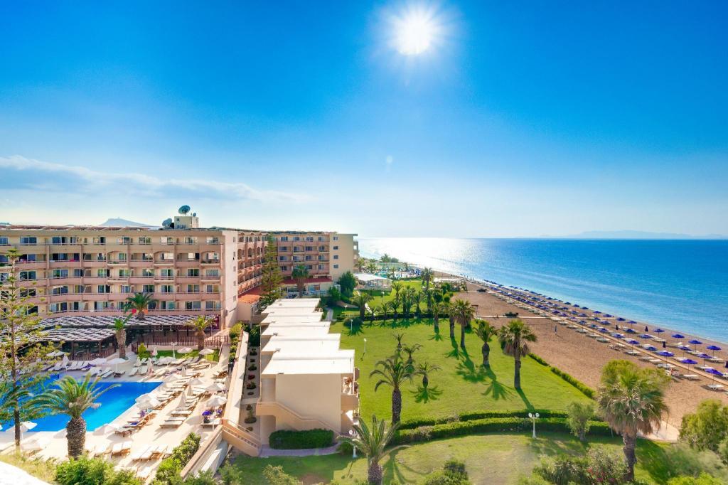 Sun Beach Resort Complex In Rhodes