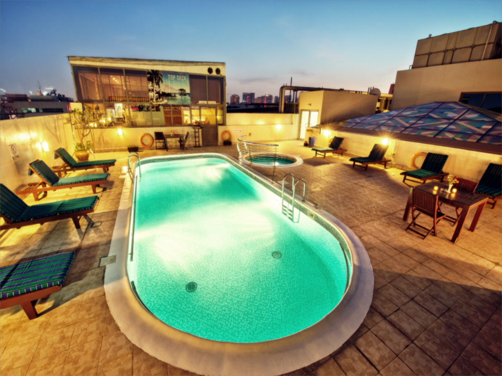 Best price on grand central hotel in dubai reviews - Grand menseng hotel swimming pool ...