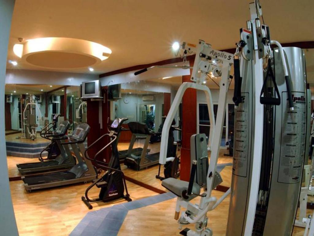 fitnesscentrum Crown Regency Residences Davao Hotel