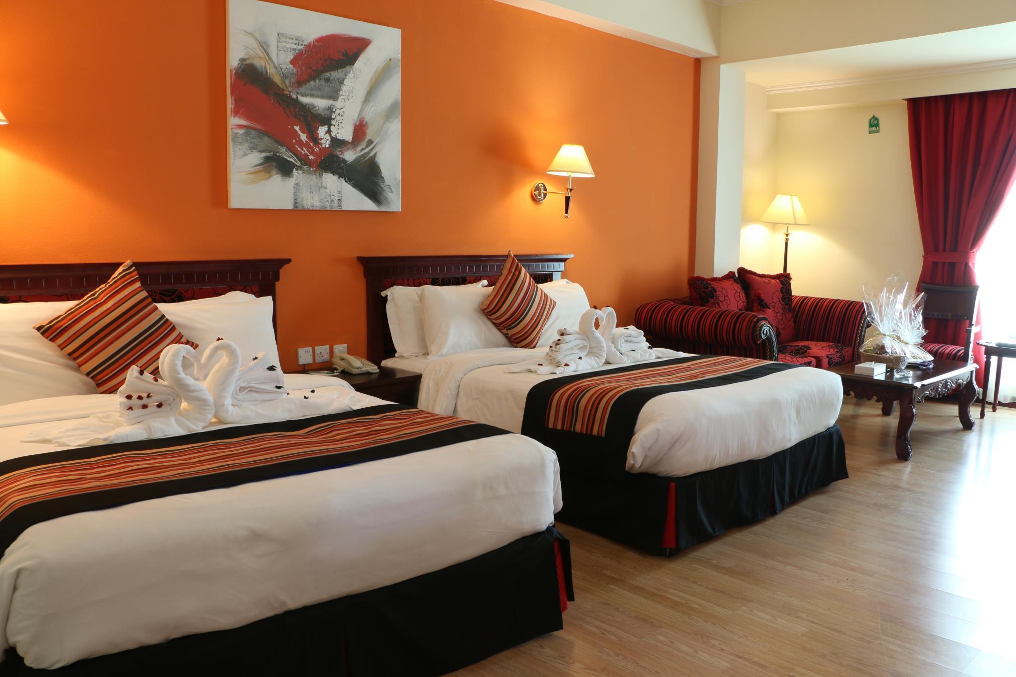 Pars International Hotel in Manama - Room Deals, Photos