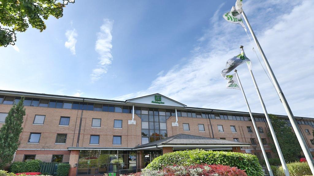 Повече за Holiday Inn Nottingham