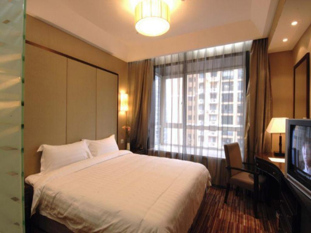 Deluxe Queen Bed - Guestroom Rayfont South Bund Hotel Shanghai