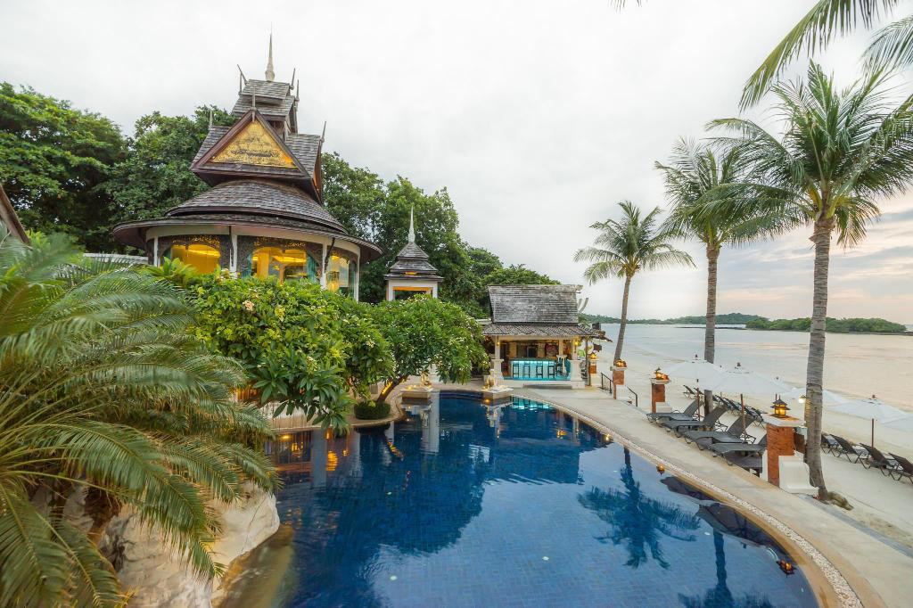 Swimming pool [outdoor] Dara Samui Beach Resort & Villa - Adults Only