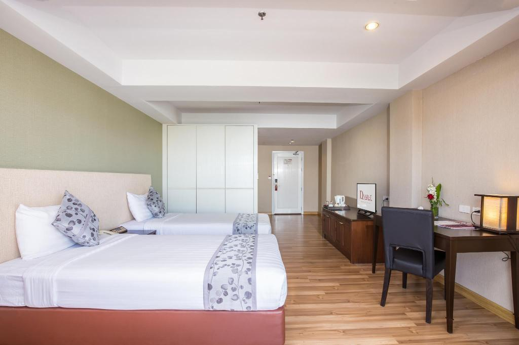 Ground Floor Superior City View Room D Varee Jomtien Beach Pattaya (D Varee Jomtien Beach Pattaya Hotel)