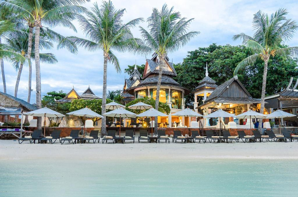 Dara Samui Beach Resort on Chaweng Beach - Adults Only