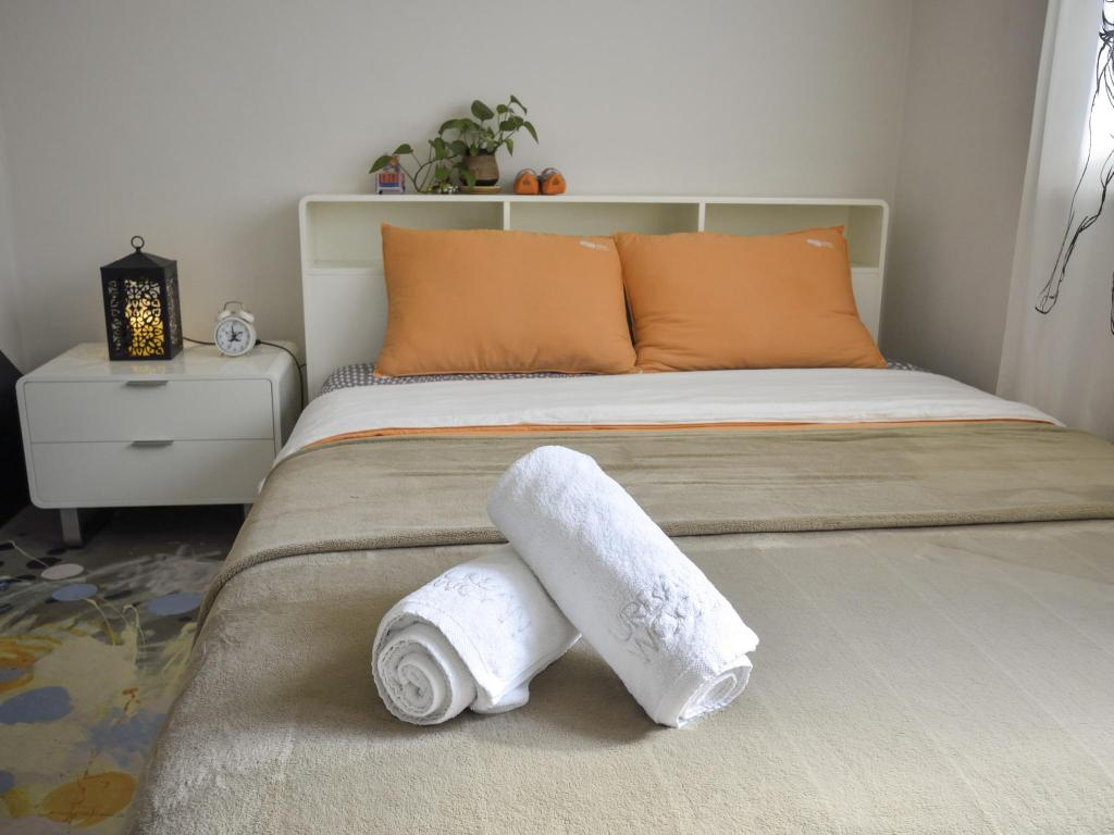Double Room Urbanwood Guesthouse Hongdae