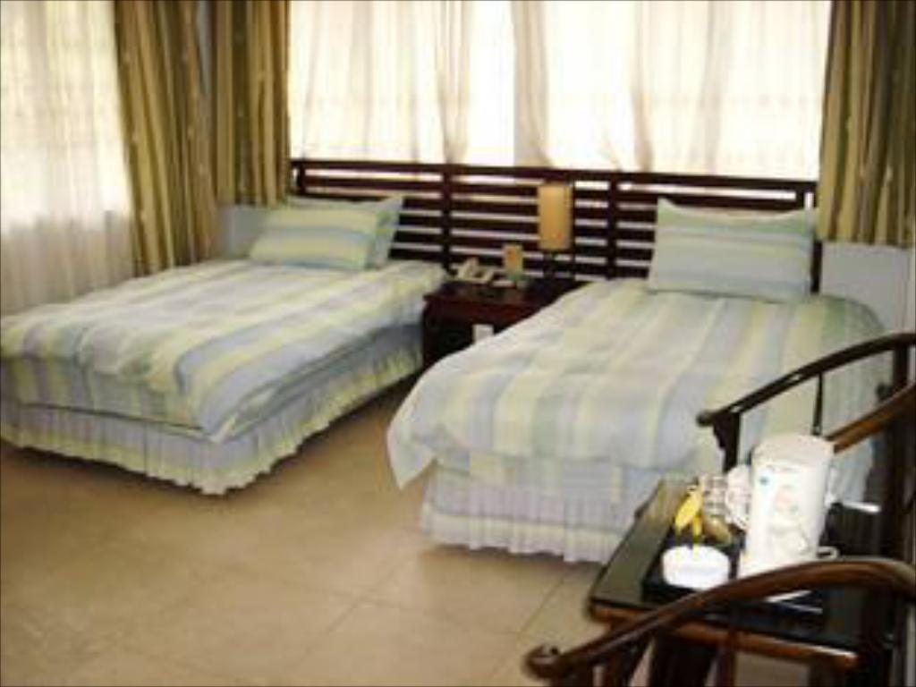 Standard twin - Pat Mountain Villa Hotel