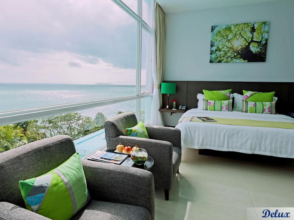 Deluxe Double or Twin Room Independence Hotel Resort & Spa