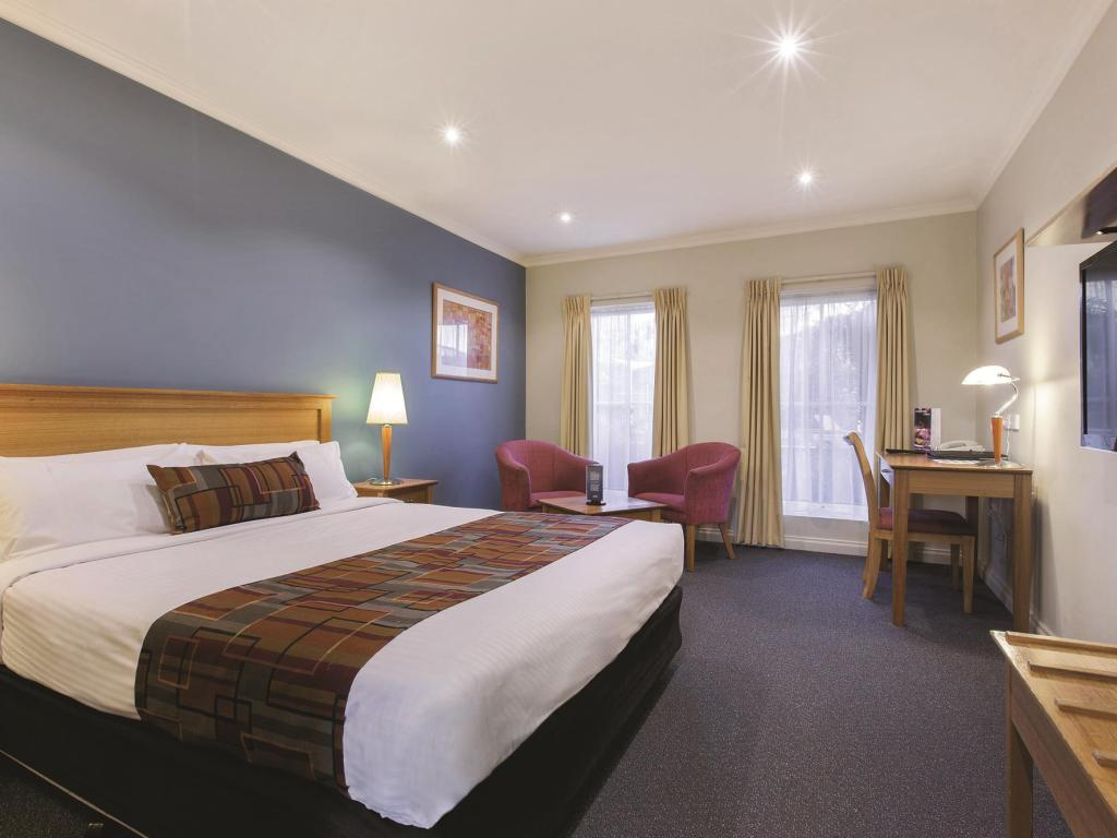 Queen Room - Bed Best Western Plus Buckingham International