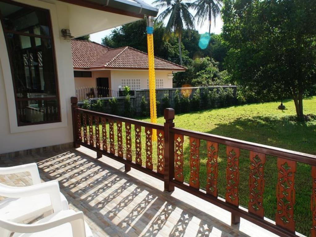 Balcony/terrace Andaman Holiday Beach House