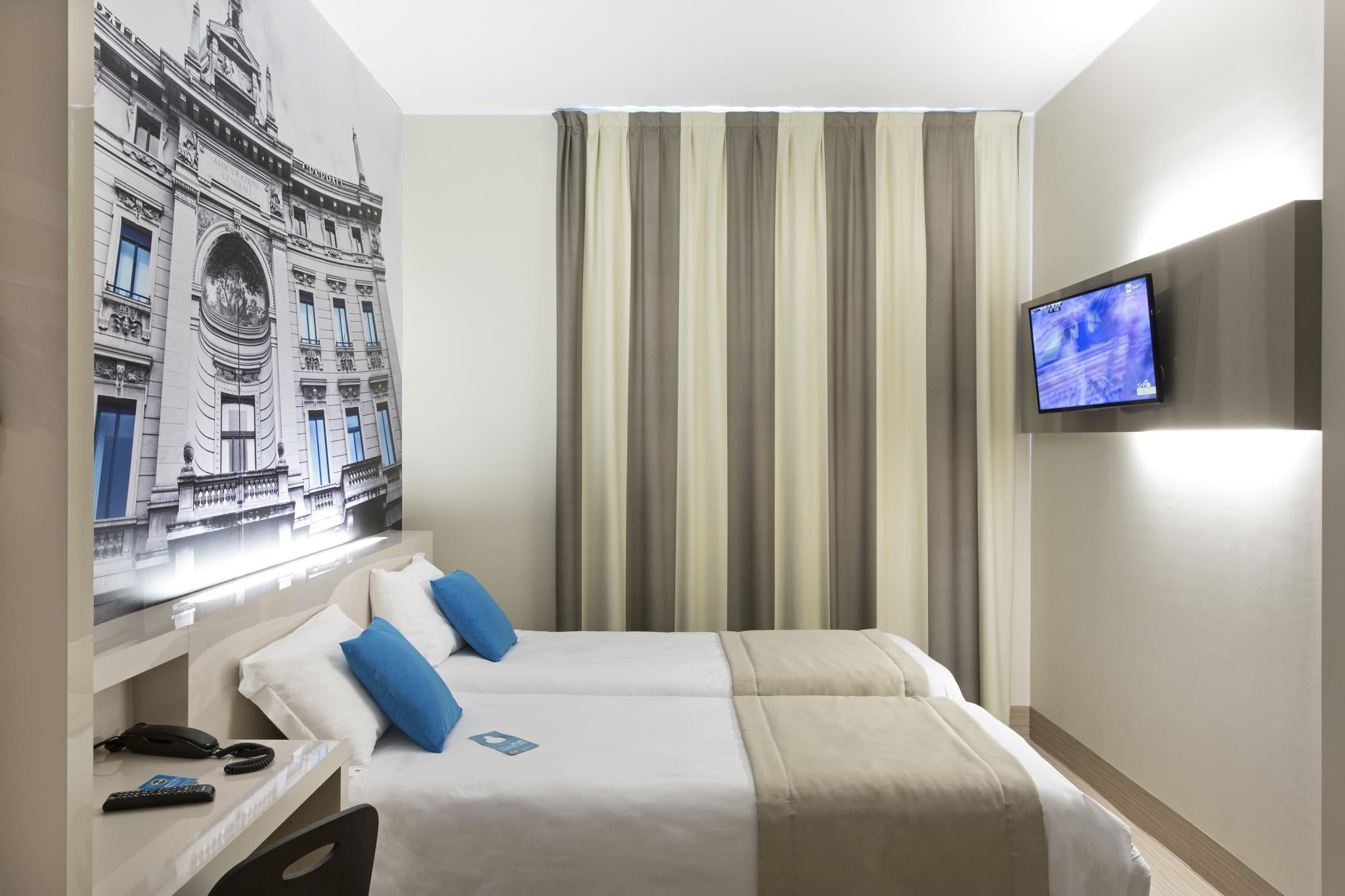 B&b Corso Sempione Milano b&b hotel milano san siro in italy - room deals, photos
