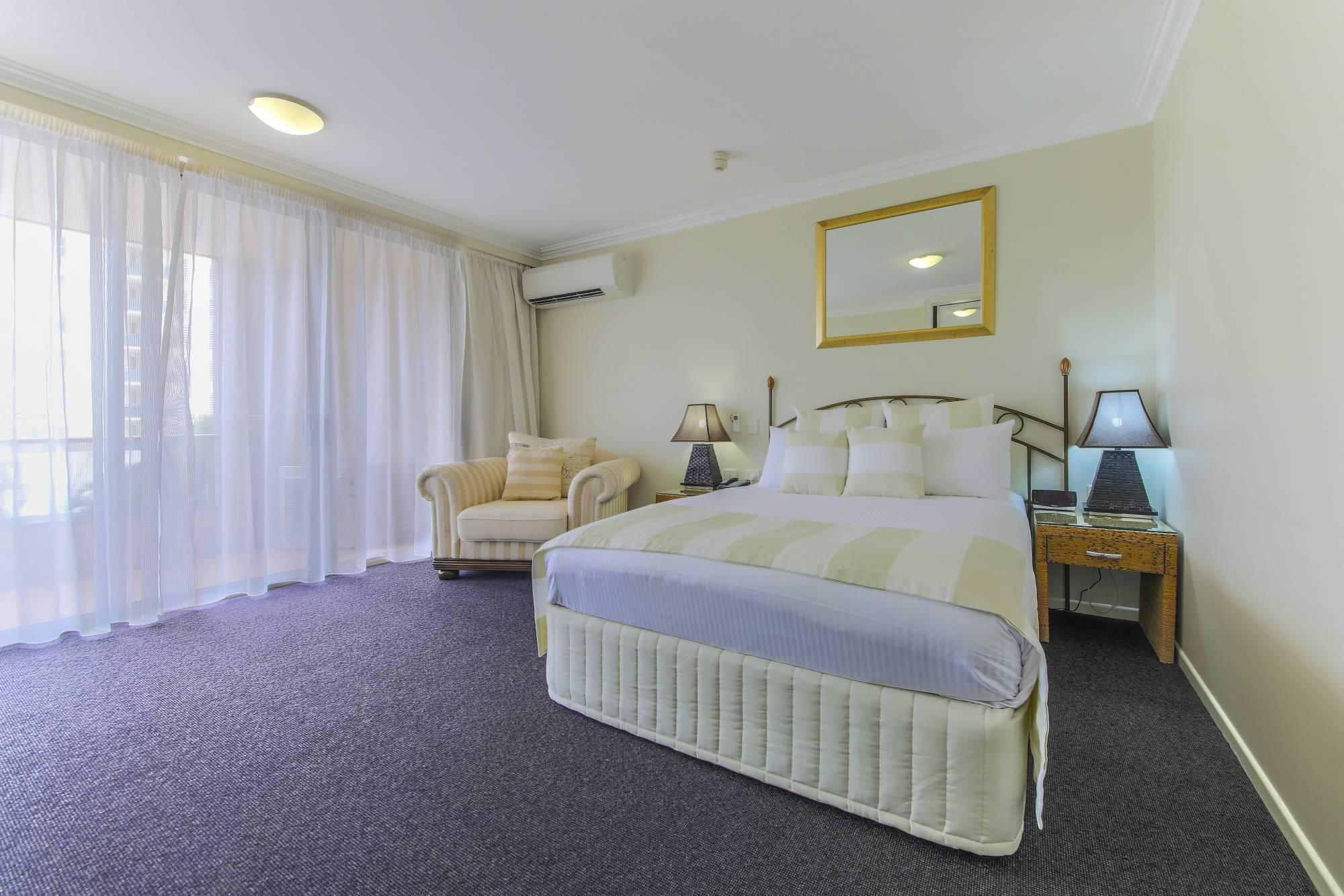 Superior Deluxe Room with Balcony